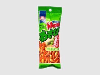 亀田製菓 柿の種 わさび