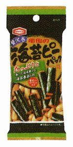 亀田製菓 海苔ピーパック