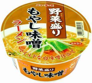 ニュータッチ 野菜盛り もやし味噌