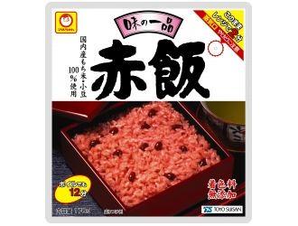 マルちゃん 味の一品 赤飯