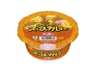 マルちゃん スープカレーワンタン