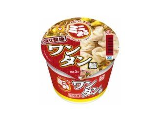 マルちゃん ミニまる コク醤油 ワンタン麺