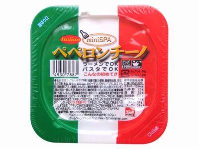 やおきん 東京拉麺 ペペロンチーノ