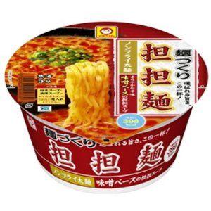 マルちゃん 麺づくり 担担麺