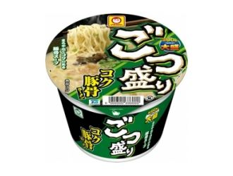 東洋水産 マルちゃん ごつ盛り コク豚骨ラーメン